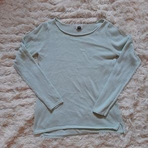 3/$30-Old Navy Mint Sweater